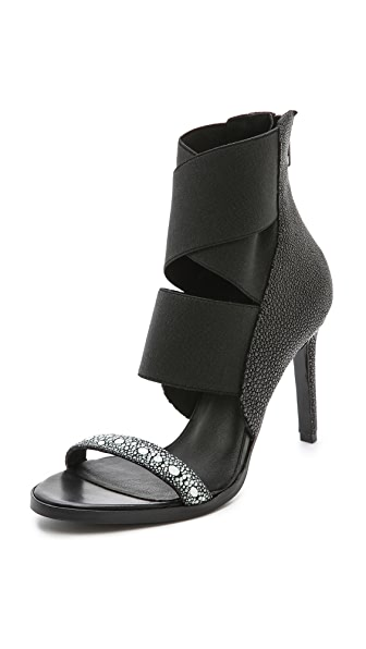 Helmut Lang Diazo Stingray Sandals