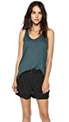 Helmut Lang Twist Back Tank