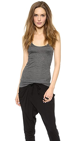 Helmut Lang Voltage Rib Tank