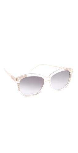 Heidi London Oversized Cat Eye Sunglasses