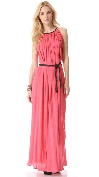 Heidi Merrick Sake Maxi Dress