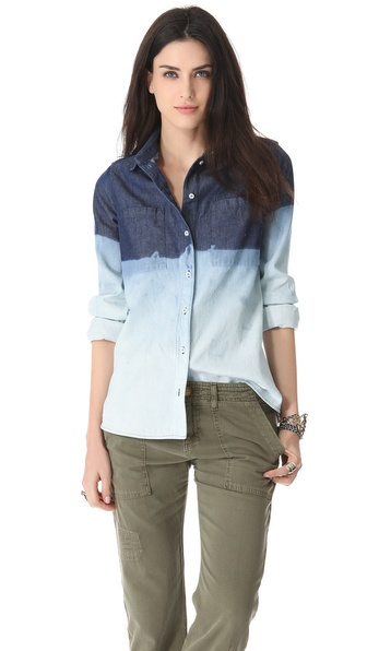 Heidi Merrick La Paz Shirt