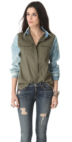 Heidi Merrick Trail Shirt