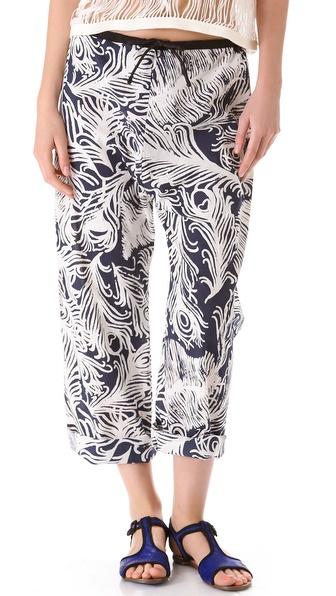 Heidi Merrick Sea Pants