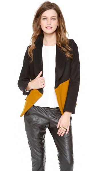 Heidi Merrick Calvary Jacket