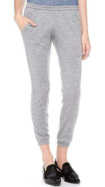 Heidi Merrick Cashmere Sweatpants