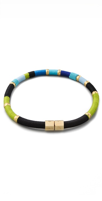 Holst + Lee Colorblock Belt / Necklace