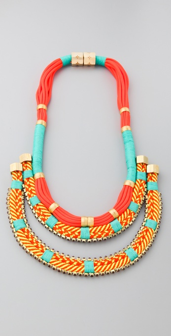 Holst + Lee Double Tiered Necklace
