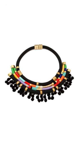 Holst + Lee Chain Plate Necklace