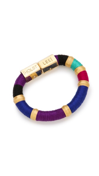 Holst + Lee Jewel Tone Bracelet