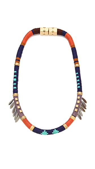 Holst + Lee Last of the Mohicans Necklace