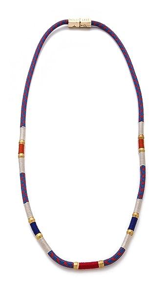 Holst + Lee Texas Blind Necklace