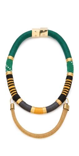 Holst + Lee Half Time Necklace