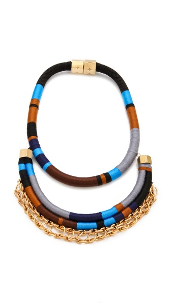 Holst + Lee Man On Wire Necklace