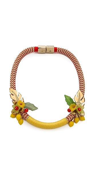 Holst + Lee Island Paradise Necklace
