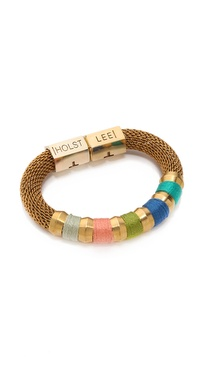 Holst + Lee Mesh Classic Bracelet