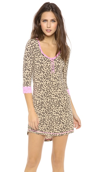 Honeydew Intimates Ahna Printed Sleep Tee