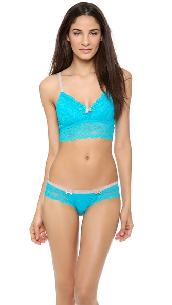 Honeydew Intimates Claudia Lace Bralette