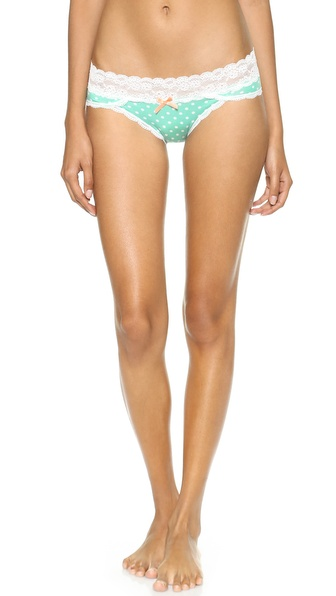 Honeydew Intimates Ahna Printed Hipster Panties