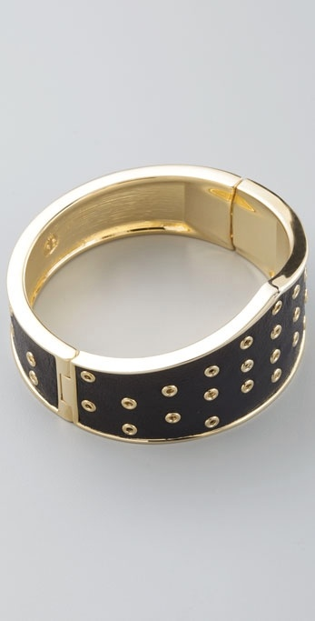 House of Harlow 1960 Riveted Gladiator Cuff