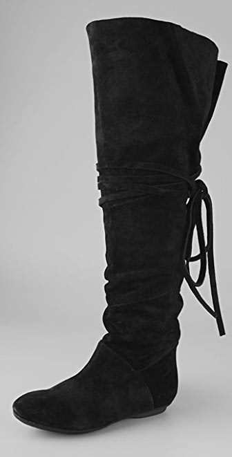 House of Harlow 1960 Talia Suede Boots