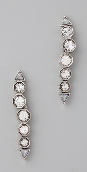 House of Harlow 1960 Drop Earrings