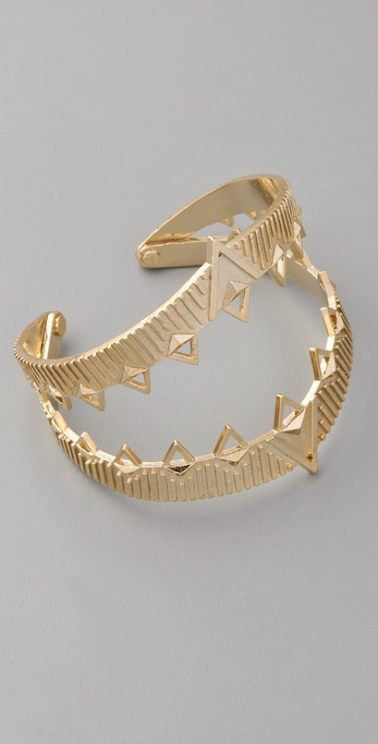 House of Harlow 1960 Armor Claw Cuff