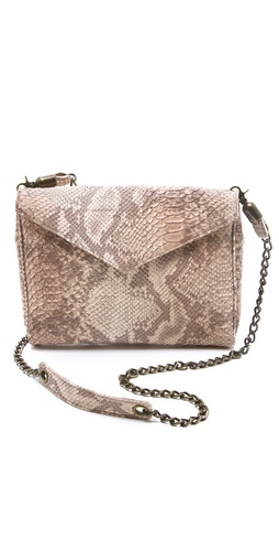 House of Harlow 1960 Jade Cross Body Clutch