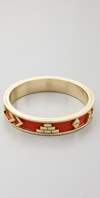 House of Harlow 1960 Aztec Bangle