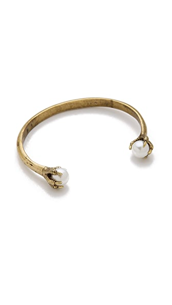 House of Harlow 1960 Orb Talon Cuff