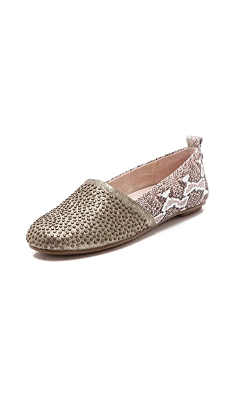 House of Harlow 1960 Studded Kye Flats