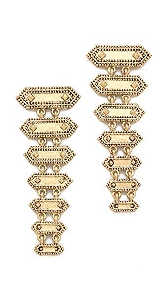House of Harlow 1960 Gypsy Rope Earrings