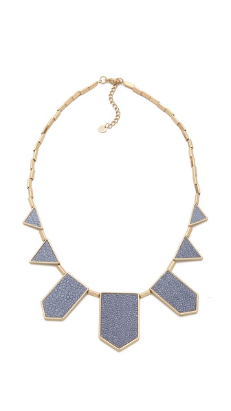 Station Necklace | SHOPBOP from shopbop.com