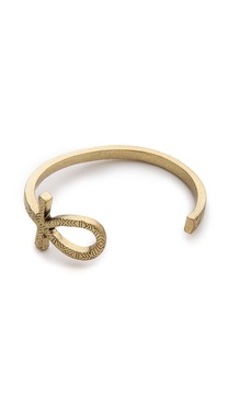 House of Harlow 1960 Knot of Isis Cuff