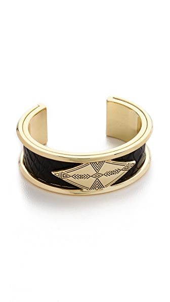 House of Harlow 1960 Serene Station Cuff