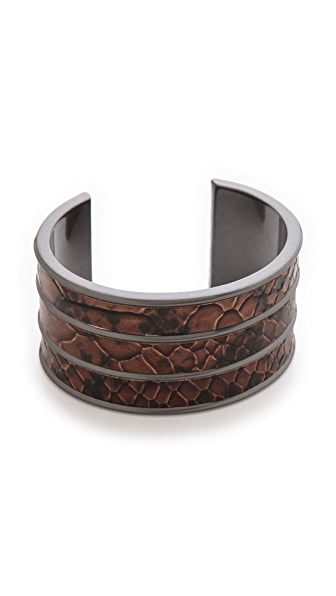 House of Harlow 1960 Serene Serpentine Cuff