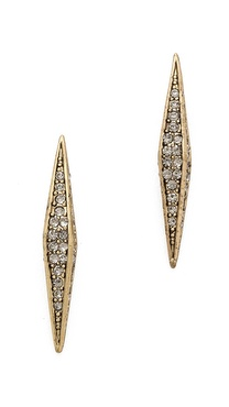 House of Harlow 1960 Sparkling Marquis Earrings