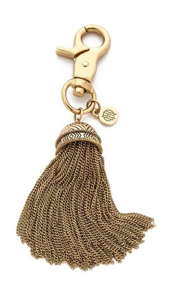 House of Harlow 1960 Chainette Keychain