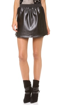 House of Harlow 1960 Pearl Skirt