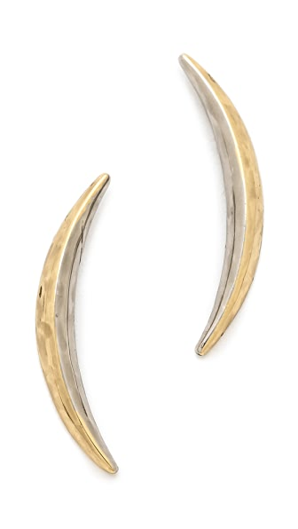 House of Harlow 1960 Sun & Moon Earrings