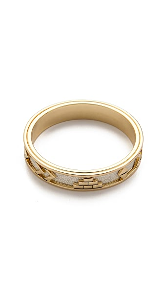 House of Harlow 1960 Aztec Bangle Bracelet