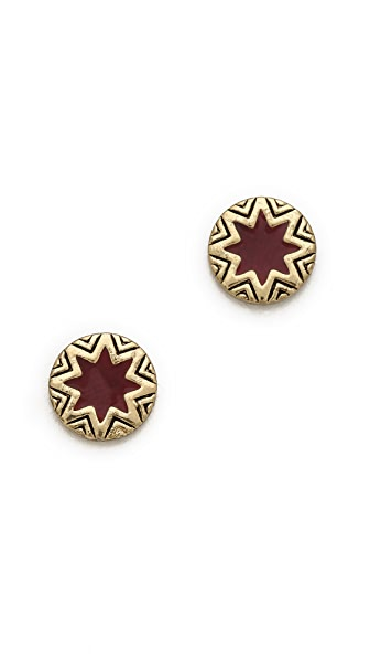House of Harlow 1960 Mini Sunburst Stud Earrings
