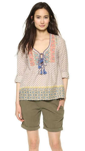 House of Harlow 1960 Eloise Top