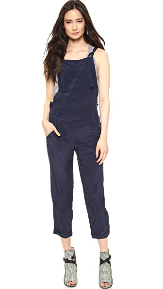 House of Harlow 1960 Wolf Overalls