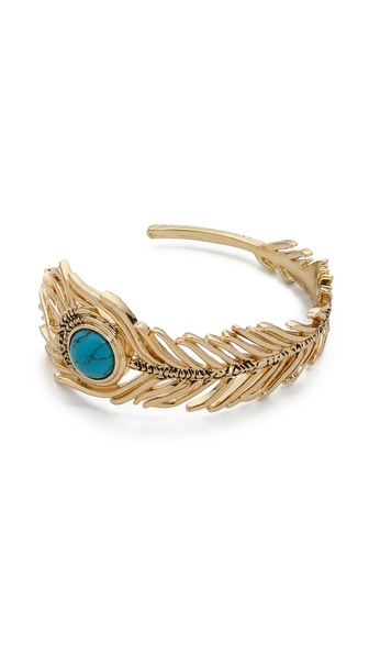 House of Harlow 1960 Eye of Wisdom Cuff Bracelet