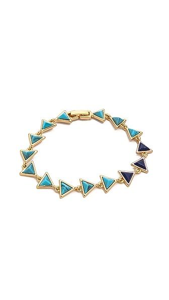 House of Harlow 1960 Meteora Tennis Bracelet