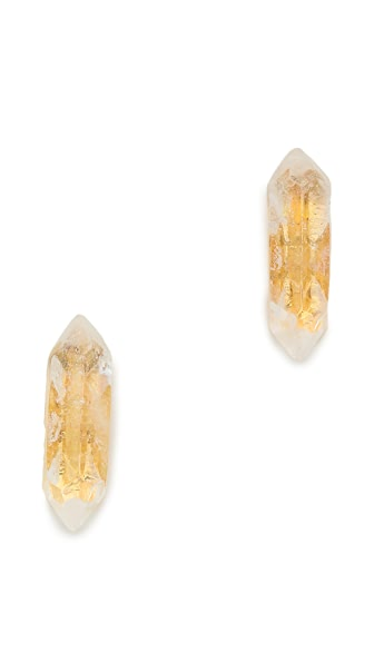 House of Harlow 1960 Stalagmite Stud Earrings