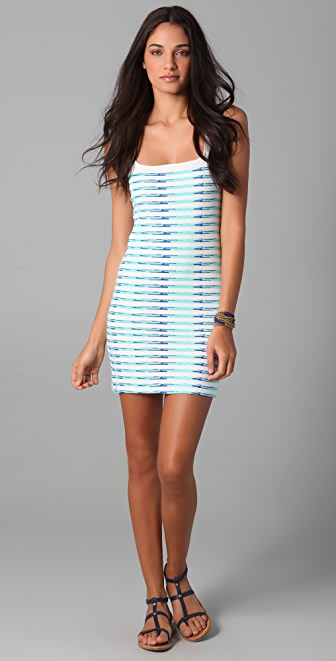 MONROW Racer Tank Dress