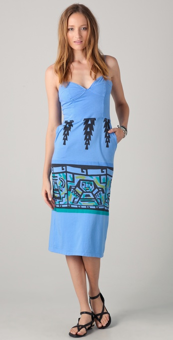 monrow|中长紧身连衣裙|shopbop
