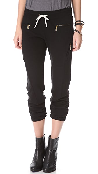 MONROW Zipper Sweatpants